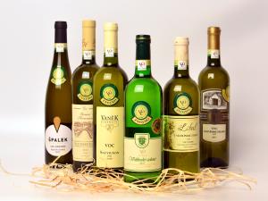 bílé víno Vinaři Znojmo